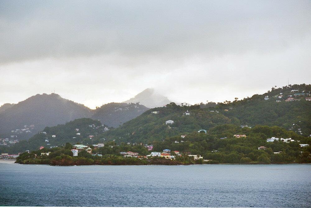 Обратная сторона Земли-2. Новый год в Орландо, Рождество на Южных Карибах с Jewel OTS