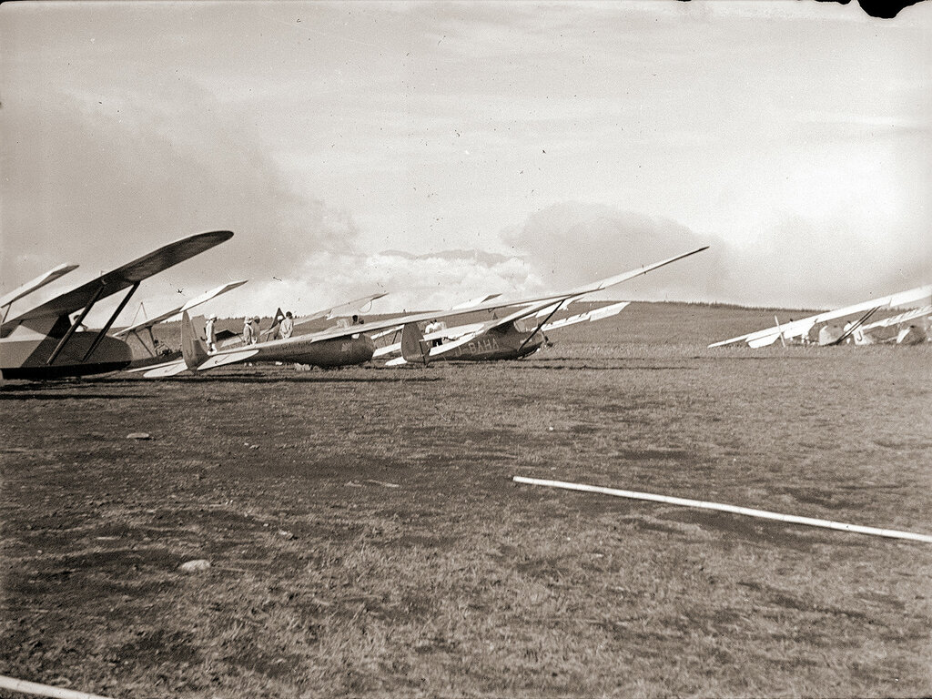 J-BAHA Japanese Gliders - 1930s