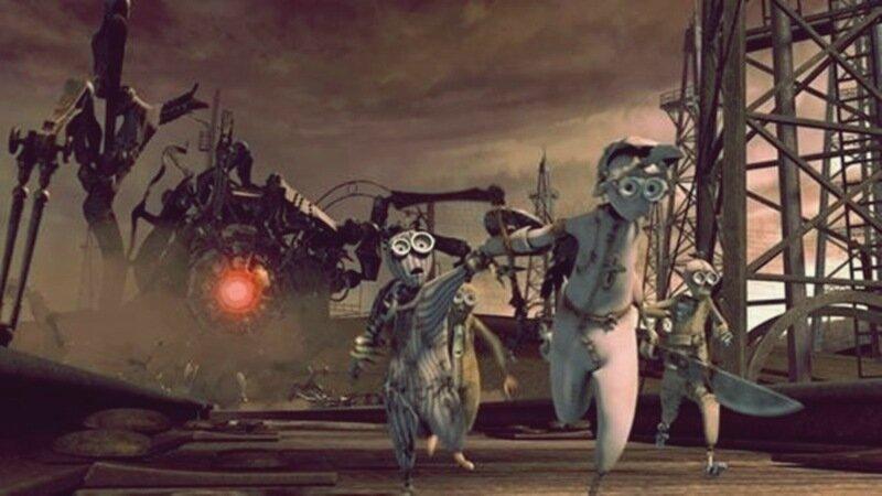 Лучшие фантастические сериалы о пришельцах