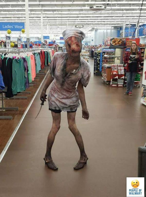 Тотальное безумие или чудаковатые покупатели американских супермаркетов
