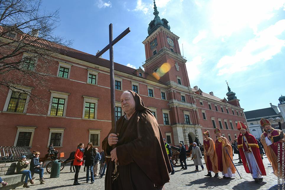 Marsz Ateistow w Warszawie