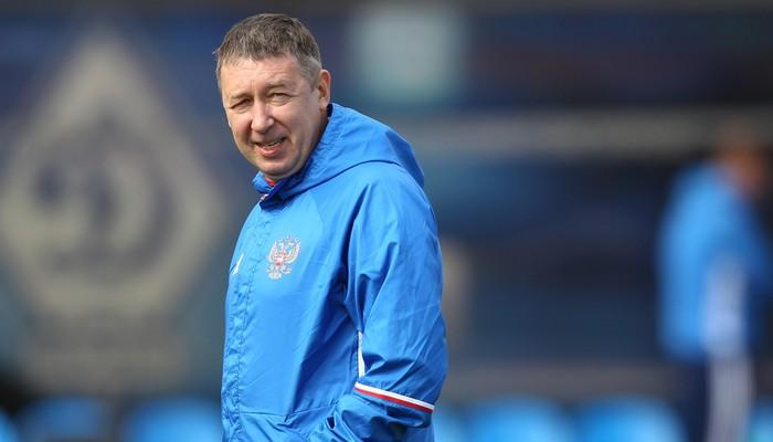 Митин Андрей Владимирович - старший тренер сборной России 2001 года рождения