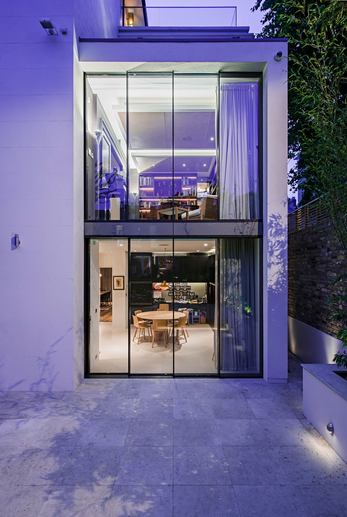 0 95b19 2cbba971 orig Частный дом от английских архитекторов Фото