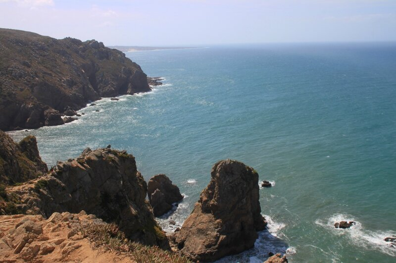 Португалия, мыс Рока (Portugal, Cape Roca)