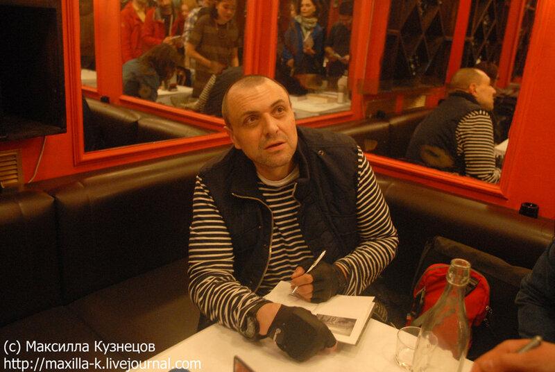 поэт Федор Сваровский