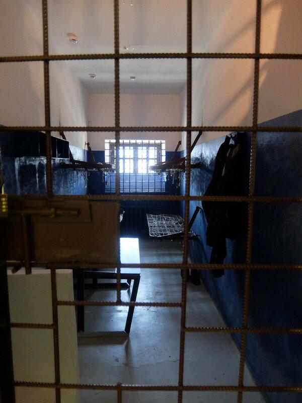 Тобольский Кремль - Тюремный замок - Камера строгого режима после революции