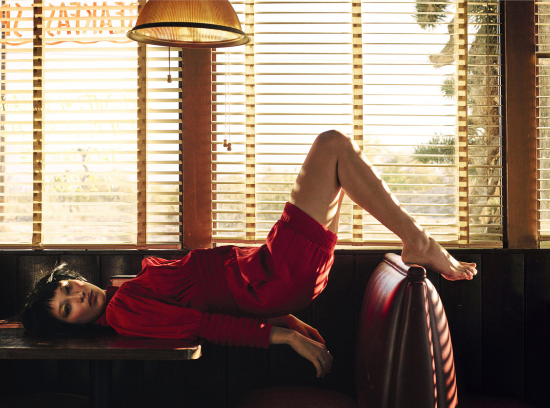 Белла Хадид / Bella Hadid by Sam Taylor-Johnson in Love Magazine Spring/Summer 2016