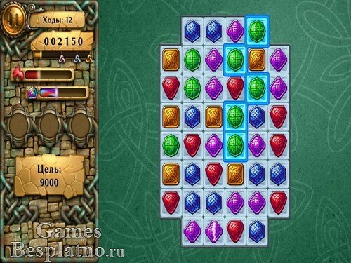 Jewel Tree: Match It (русская версия)