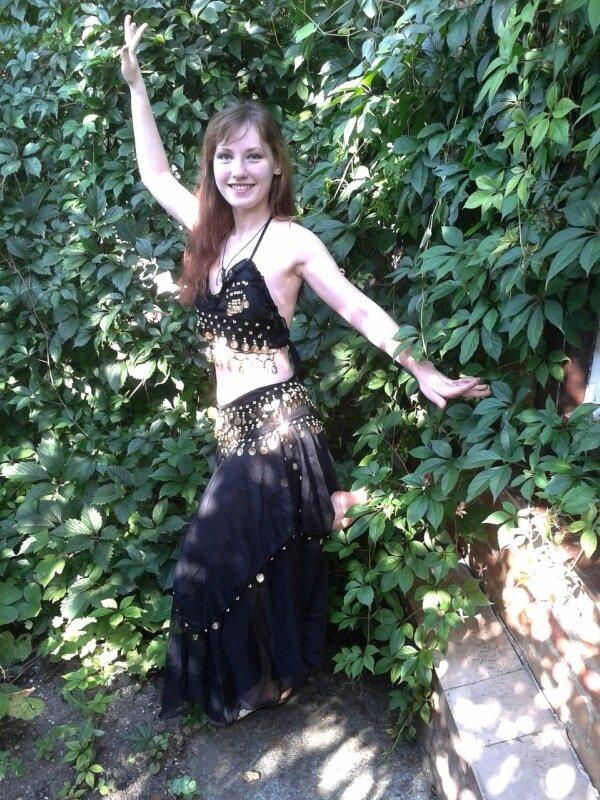 Костюм танец живота
