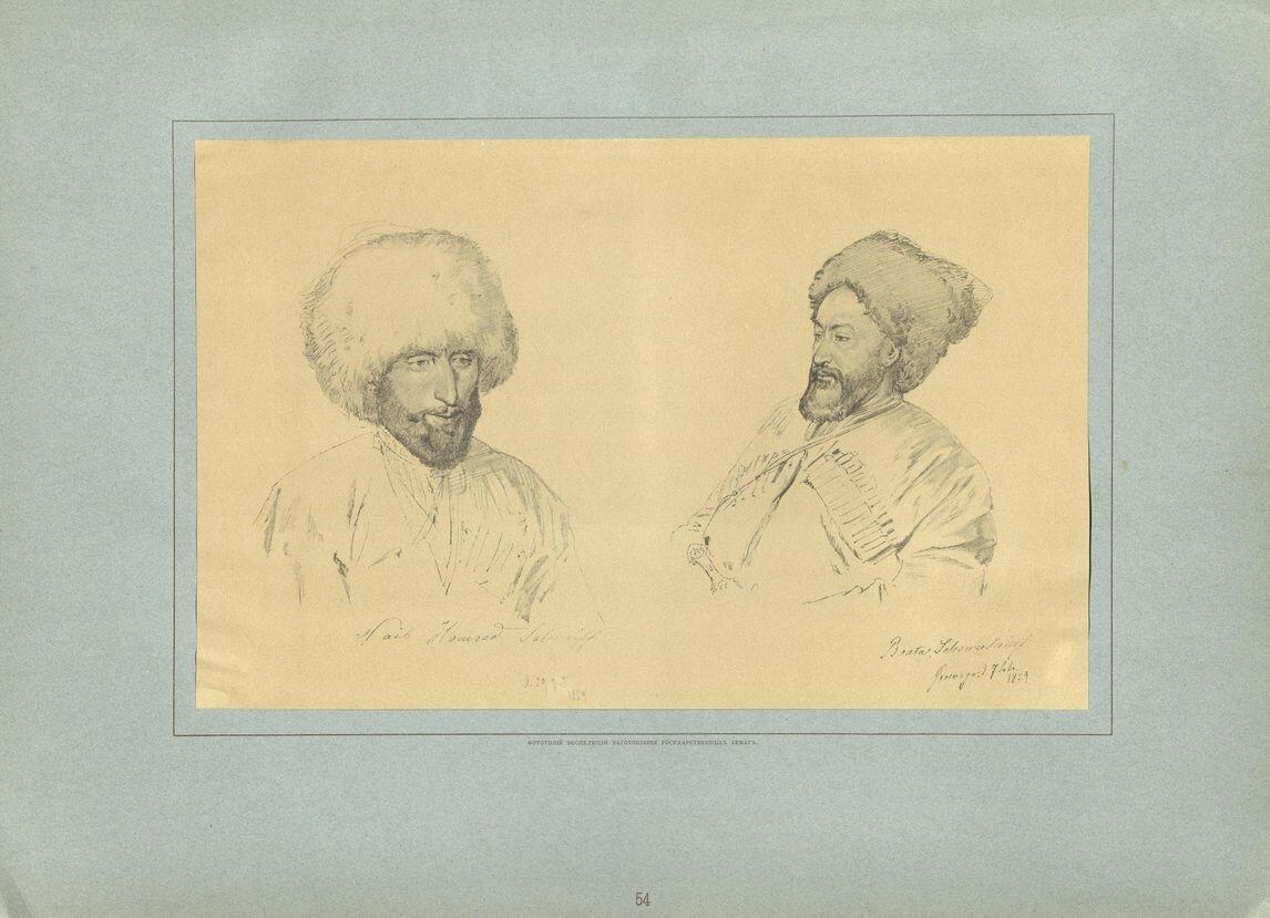 54. Чеченские наибы