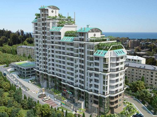 Цены на недвижимость в Киеве упали до рекордных минимумов