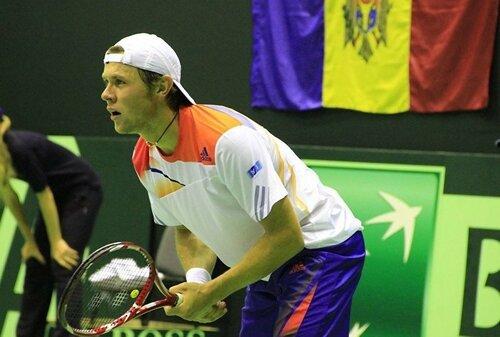 Раду Албот пробился в третий круг квалификации Ролан Гаррос