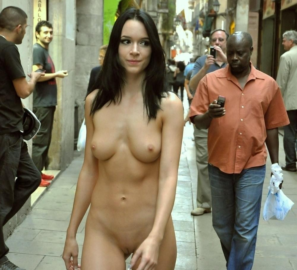 Nude exhibition