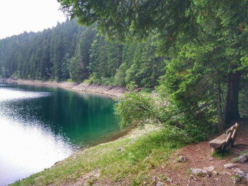 Черное озеро и нацпарк Дурмитор