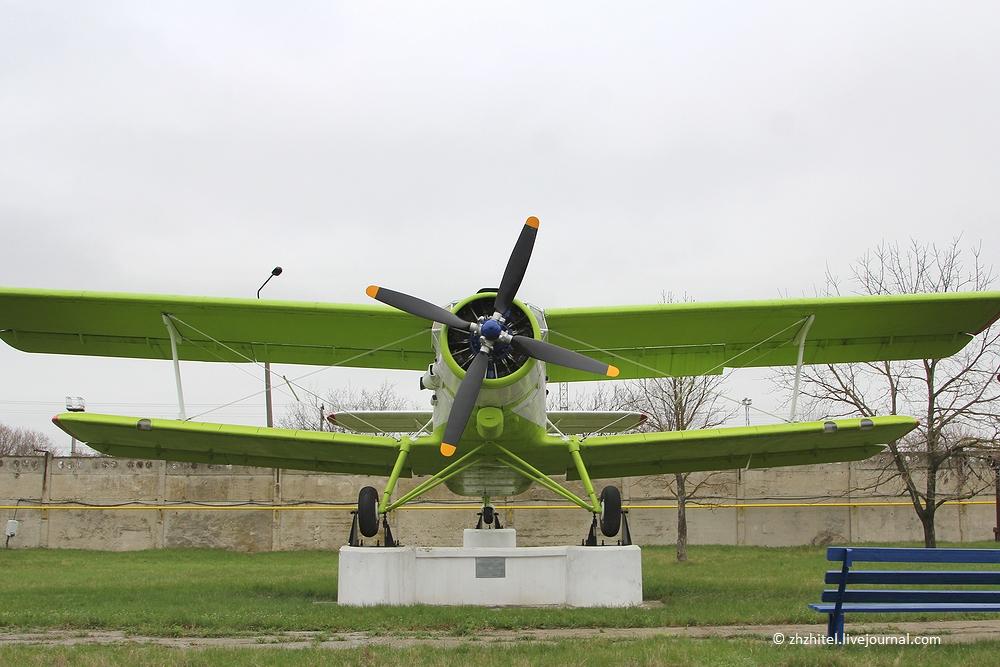 Музей авиационной техники в Минеральных Водах