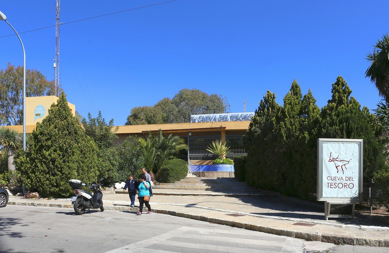 Ринкон-де-ла-Виктория. Пещера Тесоро (Cueva del Tesoro)