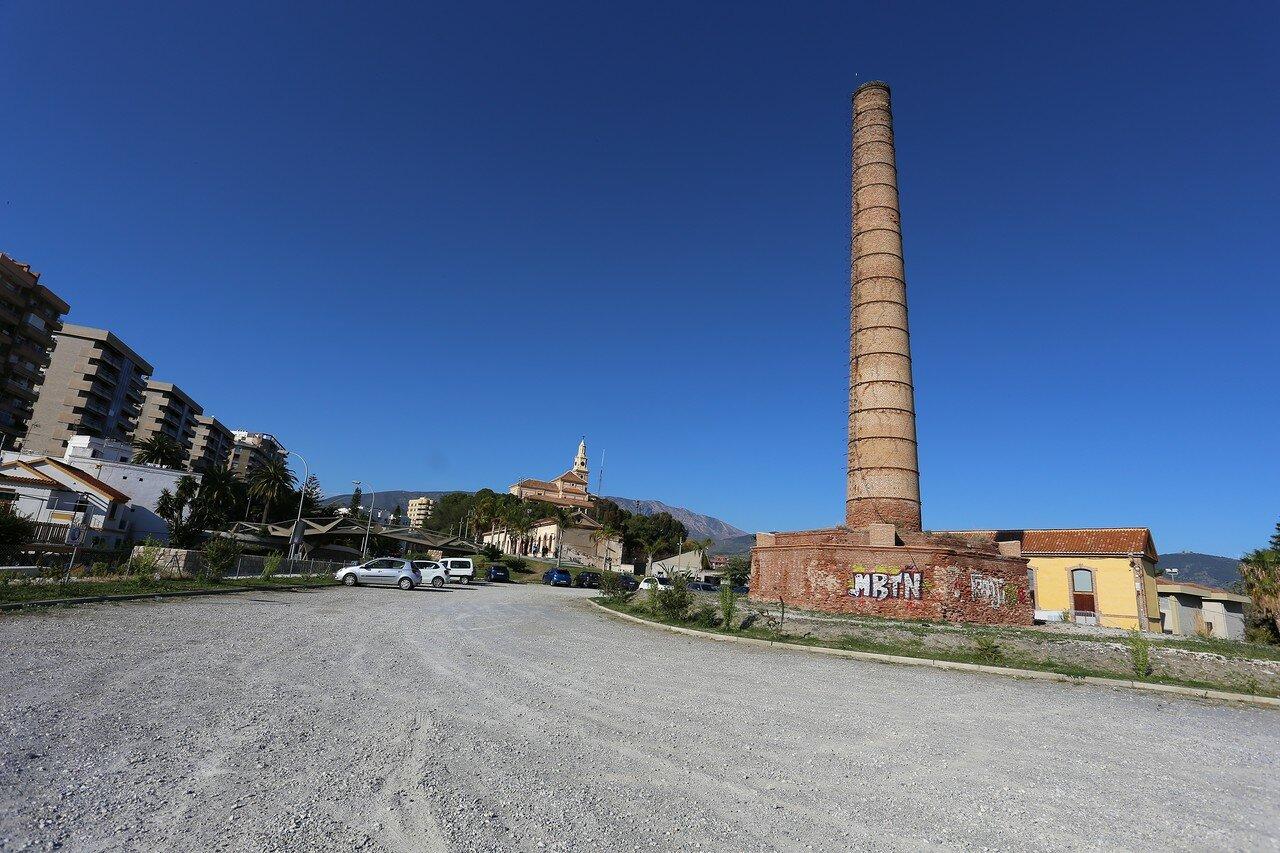 Мотриль. Сахарная фабрика Лариос (Azucarera La Alcoholera o de los Larios)