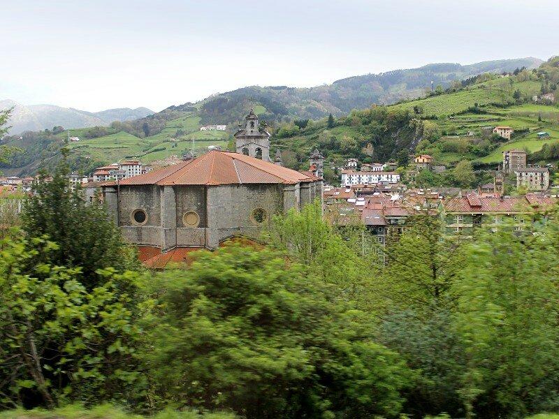 Cantabrian mountains (Cordillera Cantábrica)