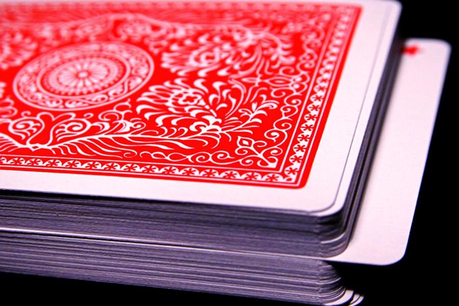 7. Восстановить старую колоду карт. Если ваши карты стали липкими, положите их в герметичный пакет с