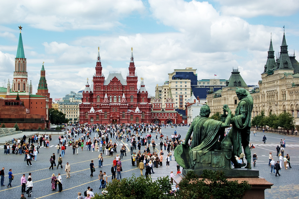 Россия глазами иностранцев: ожидания против реальности (5 фото)