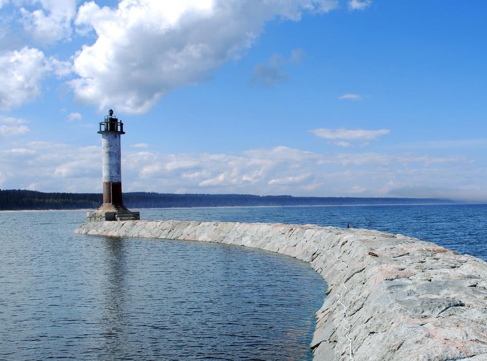 Отдых наФинском заливе— это отличная возможность нетолько отдохнуть втишине отгородской суеты,