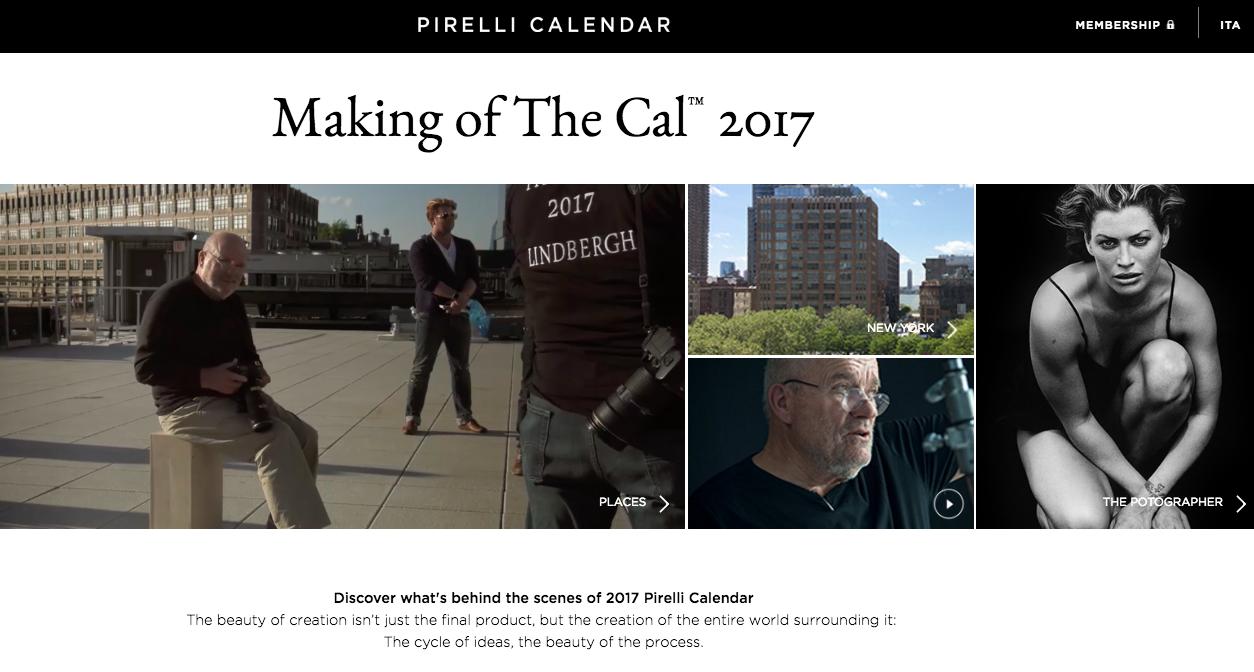 Для календаря Pirelli на 2017-й год снимется учитель МГИМО