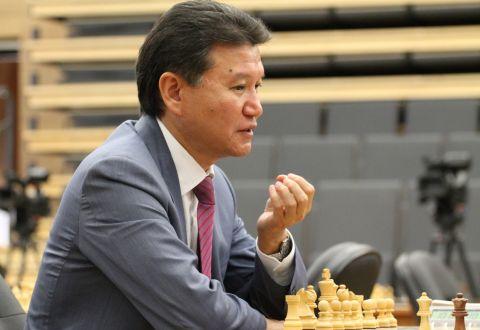 Илюмжинов назвал шахматную олимпиаду вАзербайджанской столице лучшей вистории