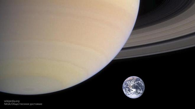 Успутника Сатурна доказали наличие теплого океана
