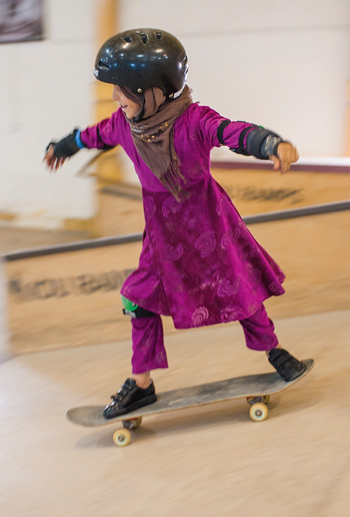 Photographer Jessica Fulford-Dobson Captures the Joy of Young Afghan Skateboarders