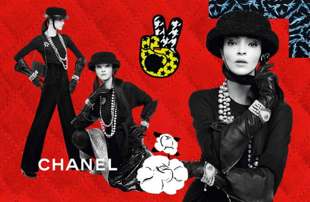Mariacarla Boscono & Sarah Brannon for Chanel Fall Winter 2016.17