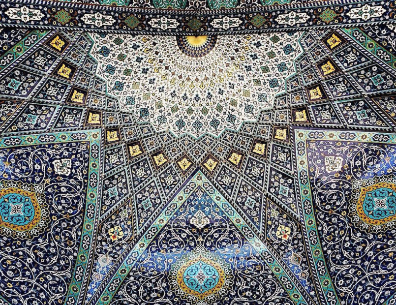 Iranian Mosques: Photos by Mehrdad Rasoulifard