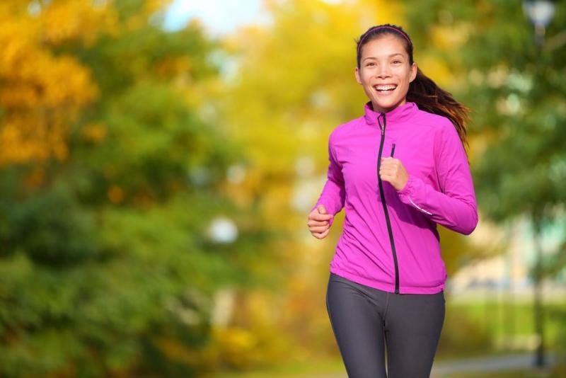 Как тренироваться осенью: простые советы для прекрасного самочувствия!