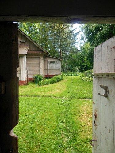 Дверь в мое подмосковное лето