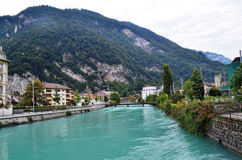 Неделя в Швейцарии (сентябрь 2014)
