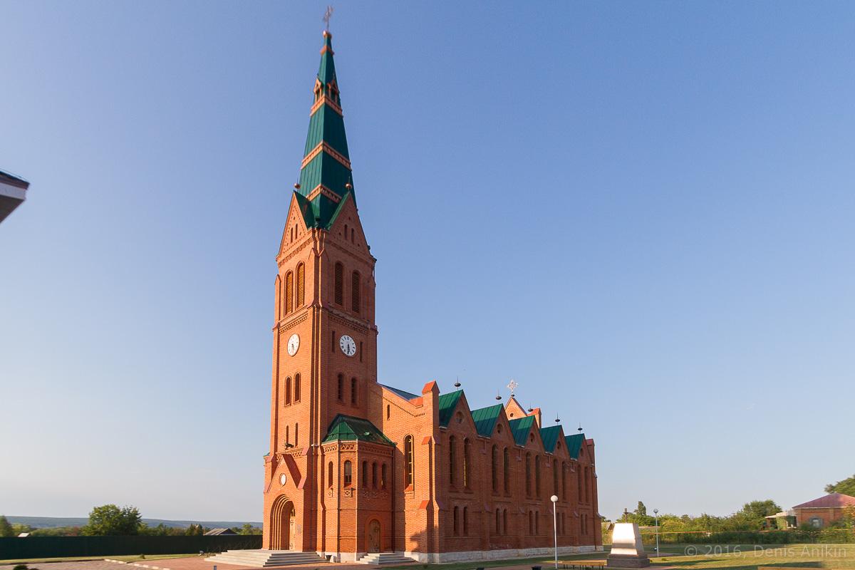 Лютеранская церковь Цюрих - Зоркино фото 1