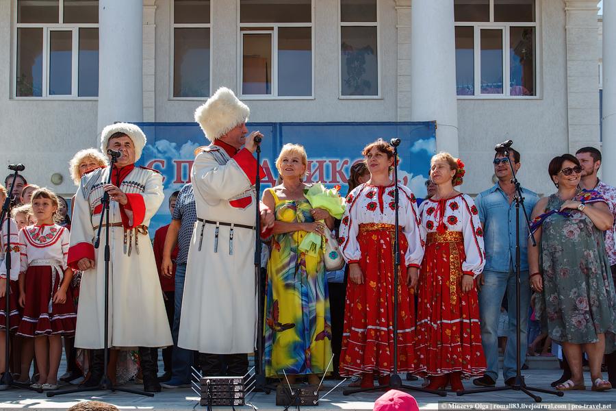 Киношок в Гостагаевской