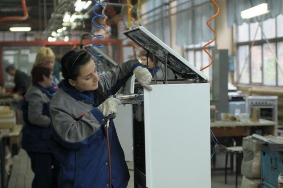 завод бытовой техники DeLuxe