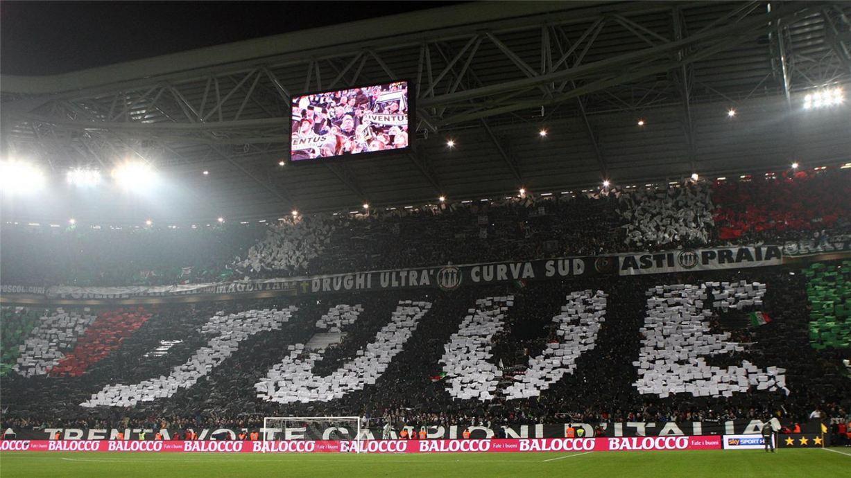 Soccer tifos / Гигантские баннеры футбольных болельщиков со со стадионов по всему миру - Juventus