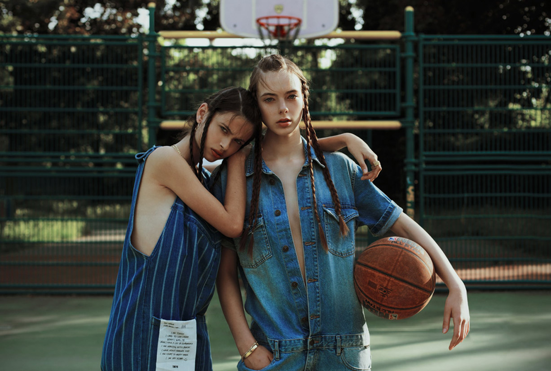 Perfect match - Herta Paula Argale & Byanca Will by Federico D'Amico