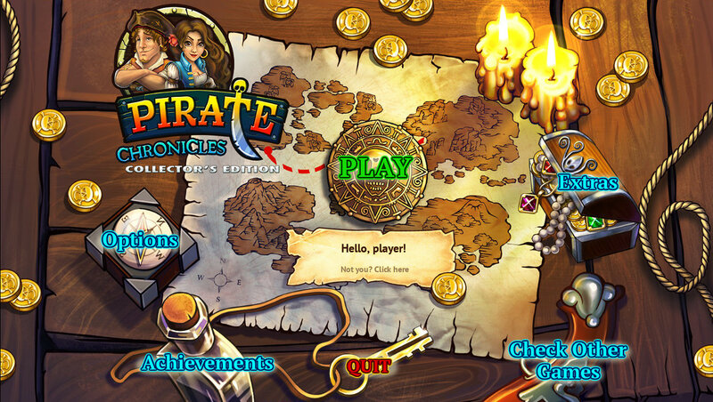 Pirate Chronicles Collectors Edition