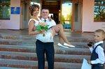 Свадебная прогулка в Серебреково.Зеленоград.