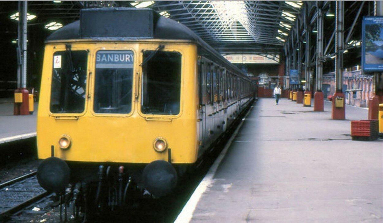 1986. Станция «Мэрилебон»
