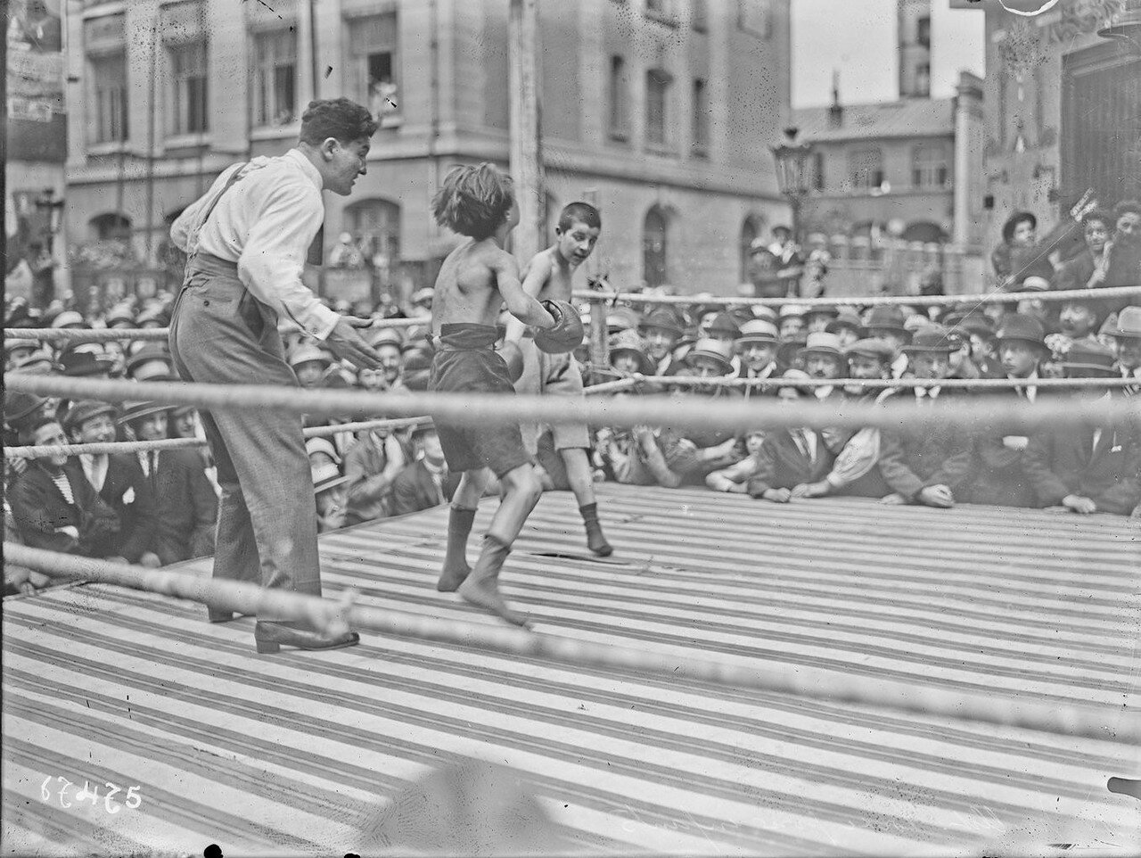 1921. Детский бокс