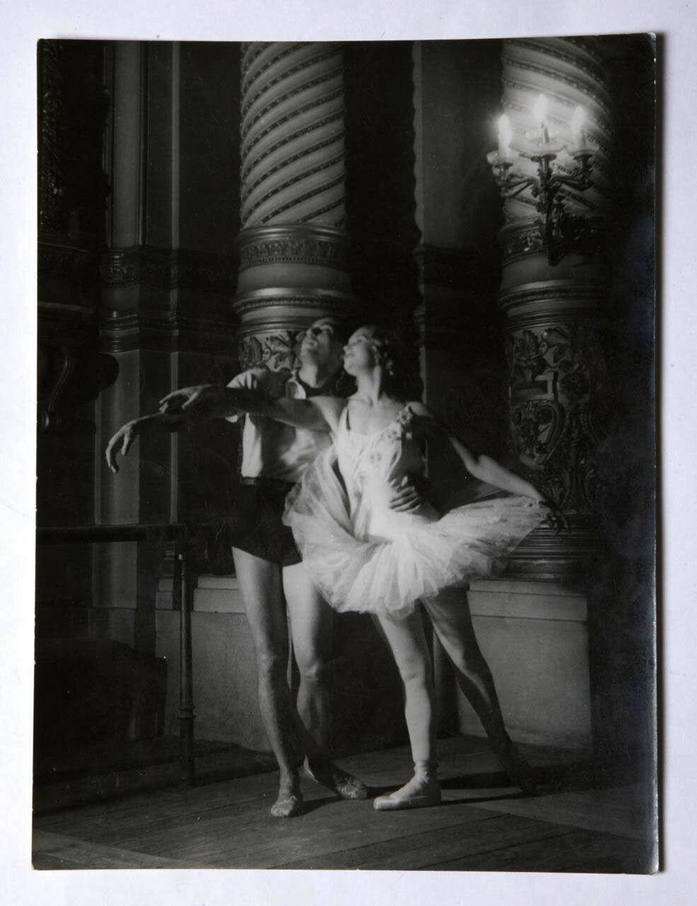 1935. Сергей Лифарь