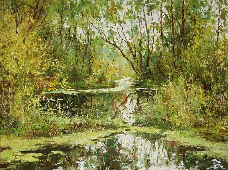 Shchrilev_Mikhail_Forest_River_lar