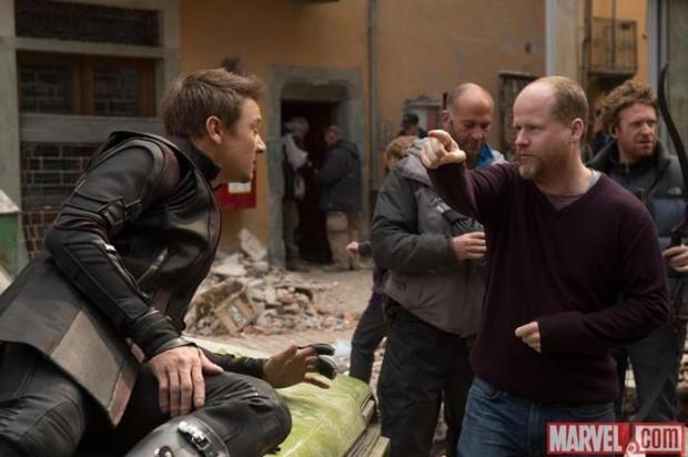 Фильм «Мстители: Эра Альтрона» выходит 23 апреля