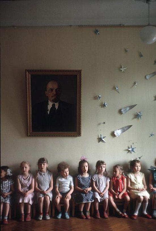 13. Детский сад (вероятно, в Москве).