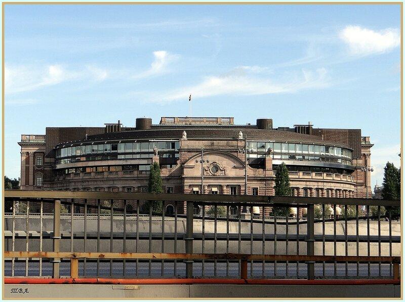 Риксдаг (Шведский Парламент)