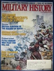 Журнал Military History 2001-10