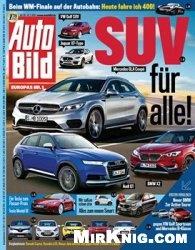 Журнал Auto Bild №29 2014
